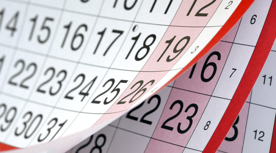 Why you need a deadline for self-publishing your book project